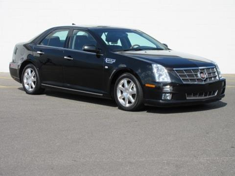 2011 Cadillac STS for sale in Mount Pleasant, MI
