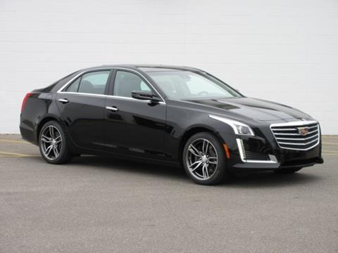 2018 Cadillac Cts For Sale In Michigan Carsforsale Com