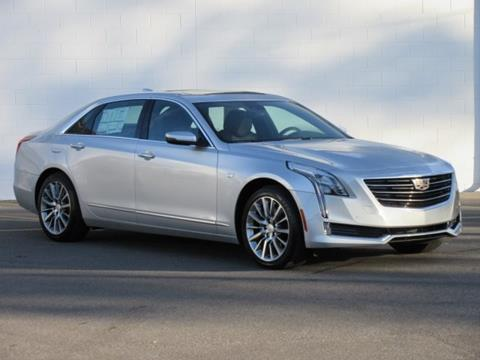2018 Cadillac CT6 for sale in Mount Pleasant, MI