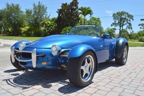 1992 Panoz Roadster