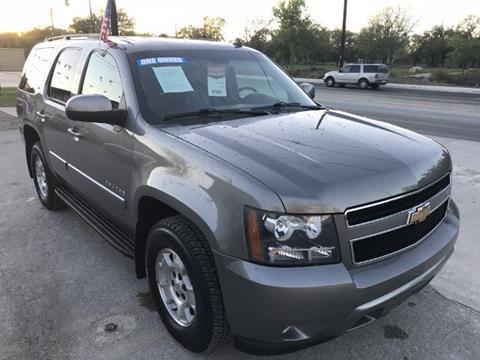2008 Chevrolet Tahoe For Sale In San Antonio TX