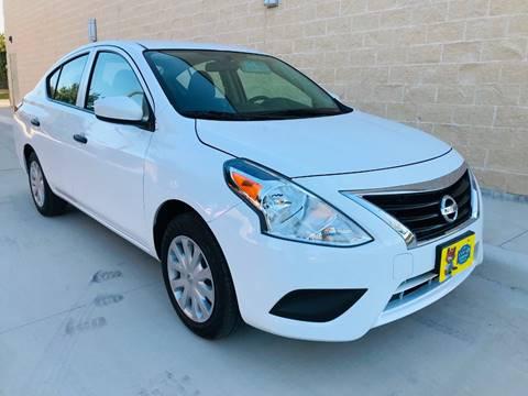 2018 Nissan Versa for sale in San Antonio, TX