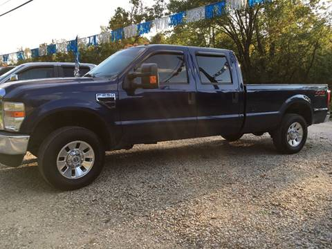 2008 Ford F-250 Super Duty for sale in Caldwell, OH
