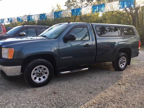 2008 GMC Sierra 1500 for sale in Caldwell, OH