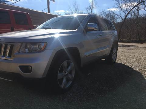 2011 Jeep Grand Cherokee for sale in Caldwell, OH