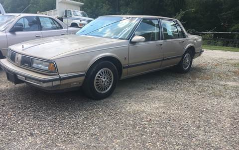 1987 Oldsmobile Delta Eighty-Eight Royale for sale in Caldwell, OH