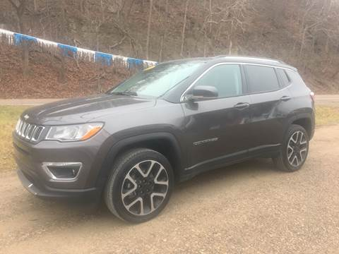 2018 Jeep Compass Limited for sale at DONS AUTO CENTER in Caldwell OH