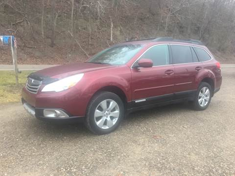 2012 Subaru Outback 2.5i Limited for sale at DONS AUTO CENTER in Caldwell OH