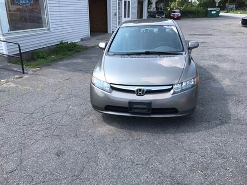 2008 Honda Civic for sale in Leominster, MA