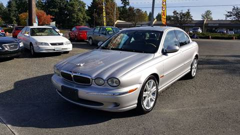 2003 Jaguar X-Type for sale in Federal Way, WA