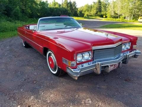 caddy smith front sale asking handsome a for torquey giving very cars another in collector larry s car this pictures liberty hp of eldorado atx cadillac drive cu hill