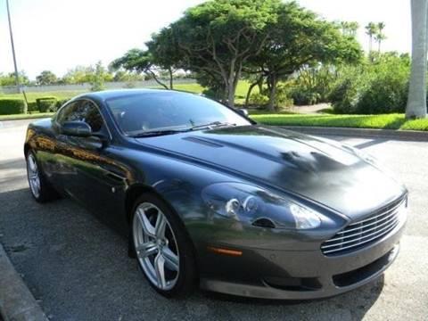 2009 Aston Martin DB9 For Sale In Jacksonville, FL