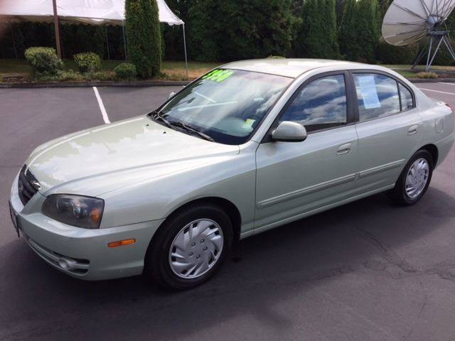 2004 Hyundai Elantra For Sale At Pacific Point Auto Sales In Lakewood WA