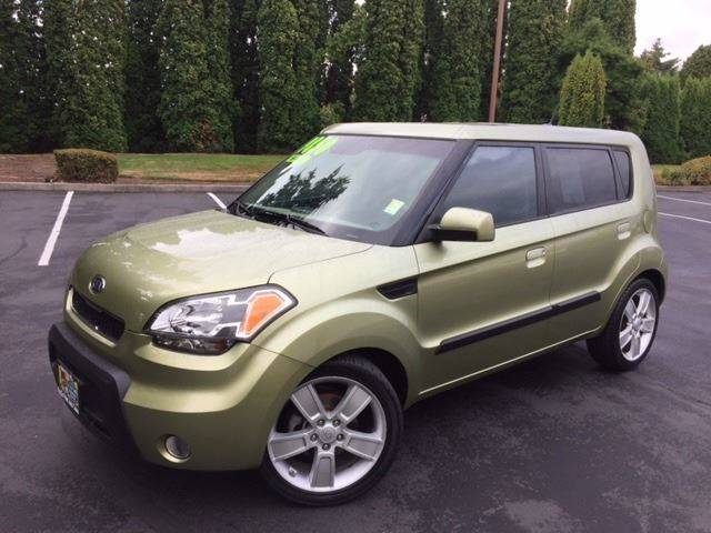 2010 Kia Soul For Sale At Pacific Point Auto Sales In Lakewood WA