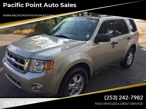 2010 Ford Escape For Sale >> 2010 Ford Escape For Sale In Lakewood Wa