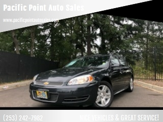 2016 Chevrolet Impala Limited for sale in Lakewood, WA