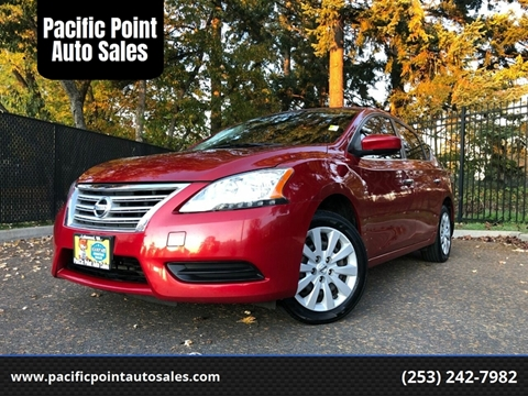 2014 Nissan Sentra for sale in Lakewood, WA