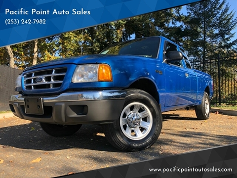 2001 Ford Ranger for sale in Lakewood, WA