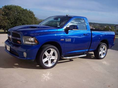 2017 RAM Ram Pickup 1500 for sale in Weatherford, TX