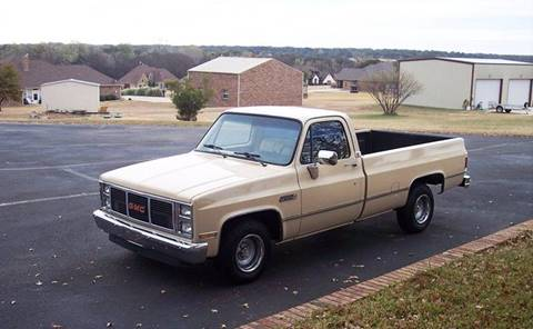 1986 GMC C/K 1500 Series for sale in Weatherford, TX