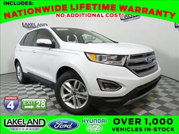 2017 Ford Edge for sale in Lakeland, FL