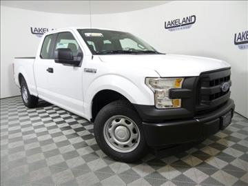 2017 Ford F-150 for sale in Lakeland, FL