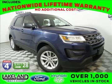 2017 Ford Explorer for sale in Lakeland, FL