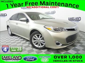 2014 Toyota Avalon for sale in Lakeland, FL