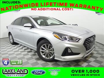 2018 Hyundai Sonata for sale in Lakeland, FL