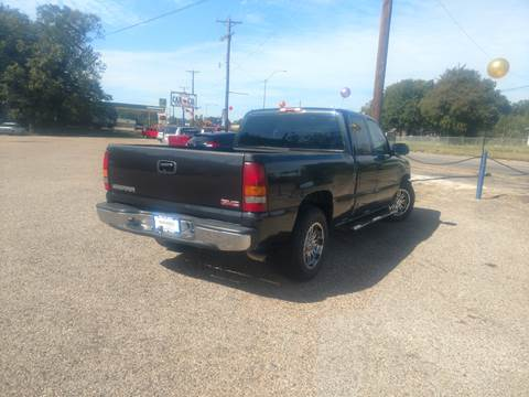 2005 GMC Sierra 1500 for sale in Palestine, TX