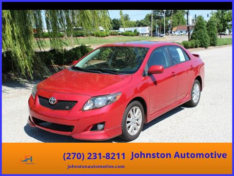 2009 Toyota Corolla for sale in Owensboro, KY