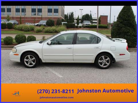 2000 Nissan Maxima for sale in Owensboro, KY