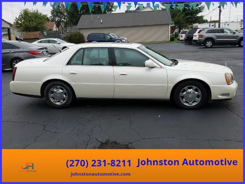 2000 Cadillac DeVille for sale in Owensboro, KY