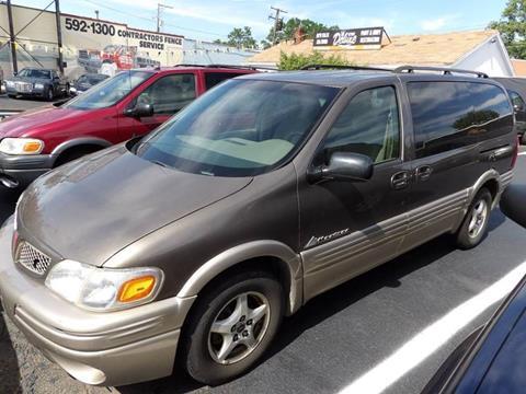 2004 Pontiac Montana for sale in Redford, MI