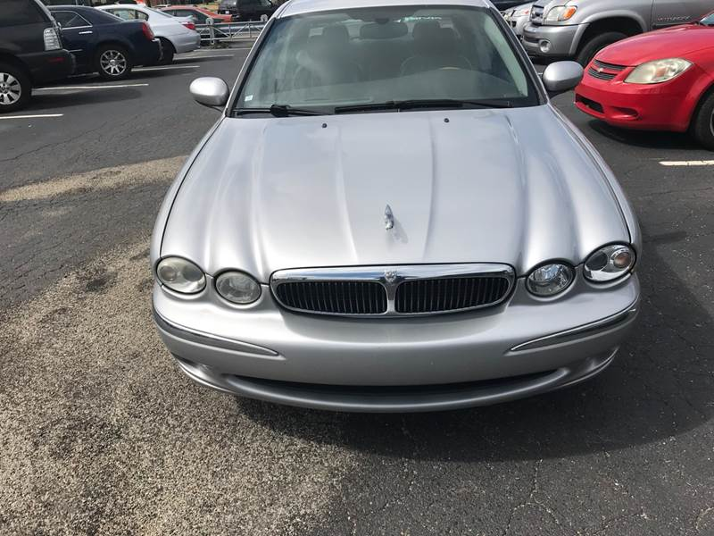 2003 Jaguar X Type For Sale At Detroit Deluxe Automotive LLC In Redford MI