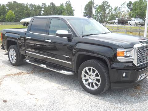 2015 GMC Sierra 1500 for sale in Clinton, NC