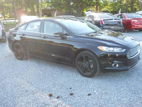 2016 Ford Fusion for sale in Clinton, NC