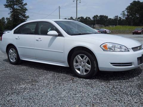 2012 Chevrolet Impala for sale in Clinton, NC