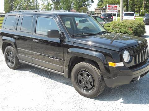 2017 Jeep Patriot for sale in Clinton, NC