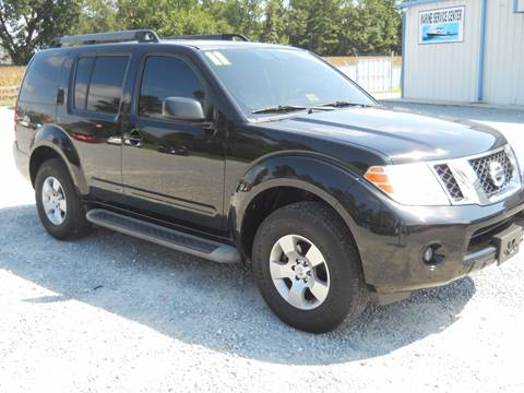 2011 Nissan Pathfinder for sale in Clinton, NC
