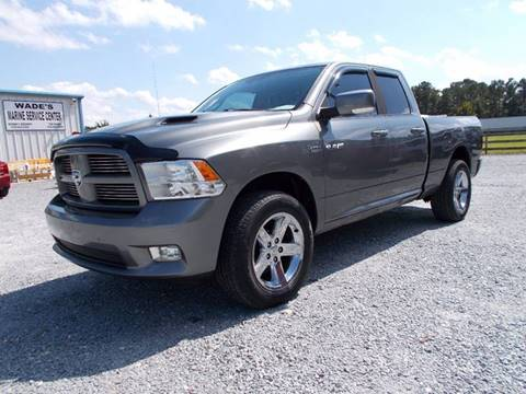 2010 Dodge Ram Pickup 1500 for sale in Clinton, NC