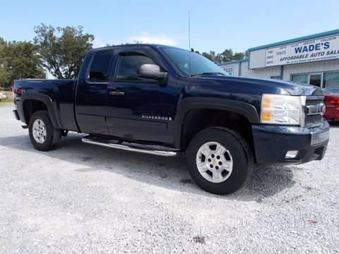 2007 Chevrolet Silverado 1500 for sale in Clinton, NC