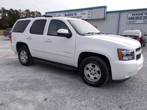 2007 Chevrolet Tahoe for sale in Clinton, NC