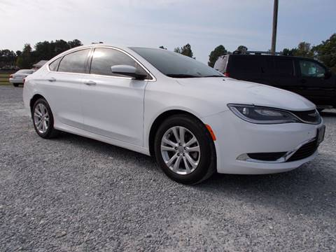 2015 Chrysler 200 for sale in Clinton, NC