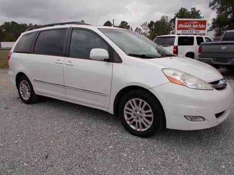 2008 Toyota Sienna for sale in Clinton, NC