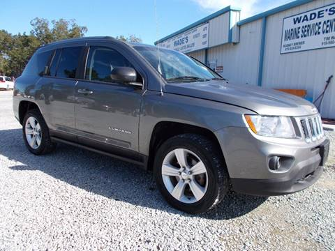 2013 Jeep Compass for sale in Clinton, NC