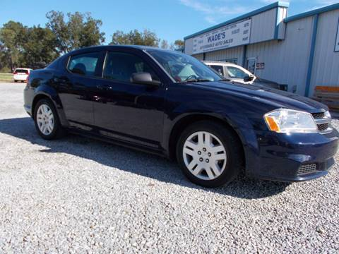 2014 Dodge Avenger for sale in Clinton, NC