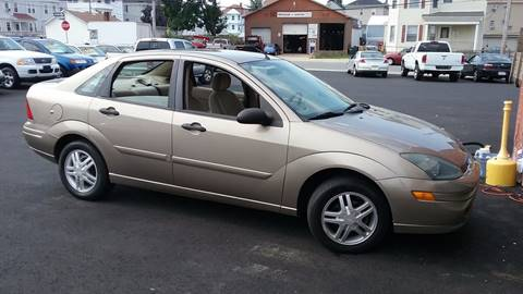 2004 Ford Focus for sale at A J Auto Sales in Fall River MA
