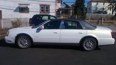 2004 Cadillac DeVille for sale in Fall River, MA