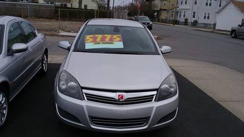 2008 Saturn Astra for sale at A J Auto Sales in Fall River MA